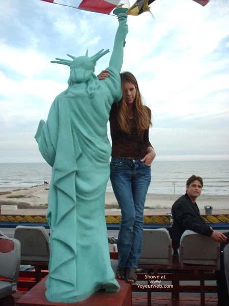 Pic #1 *DL Heide and Lady Liberty