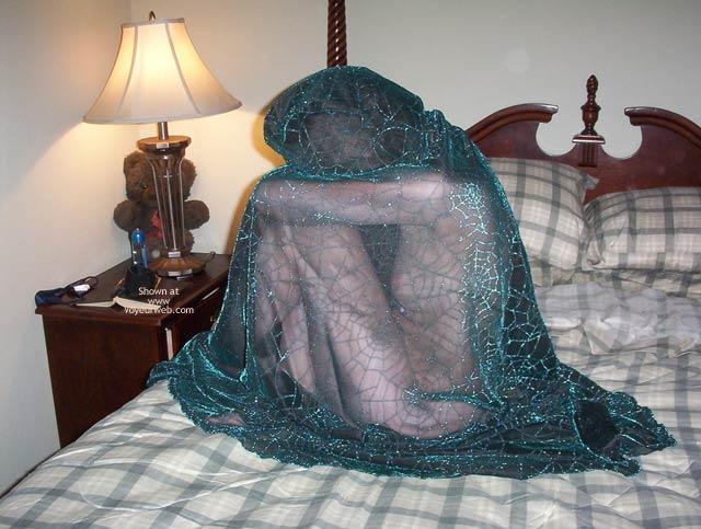 Pic #1K-Little Green Riding Hood