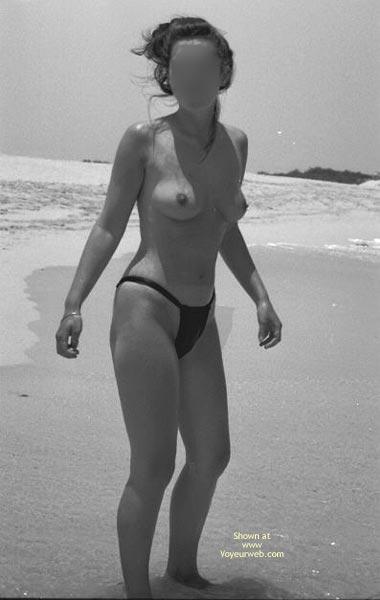 Pic #1 Sara At Beach