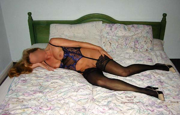 Pic #1 On The Bed 7