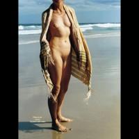 Alana At The Beach