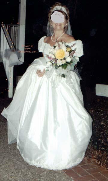 Pic #1 Debra's Wedding Night