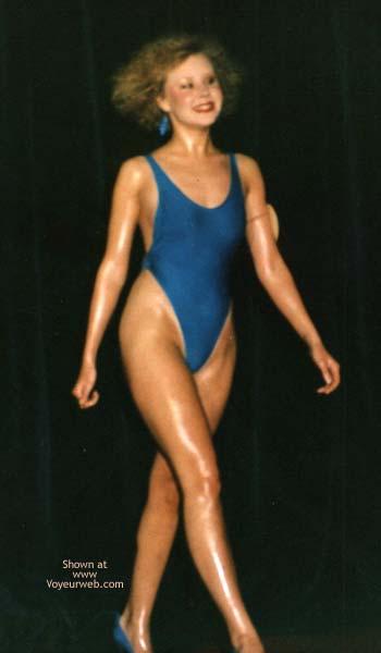 Pic #1 Miss Body Beautiful 1990 Final