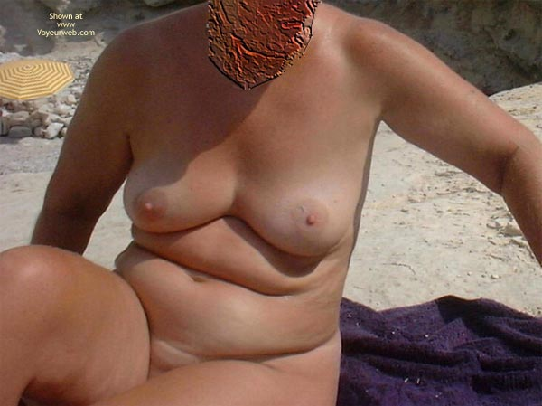 Pic #1 A Trip To The Nudist Beach