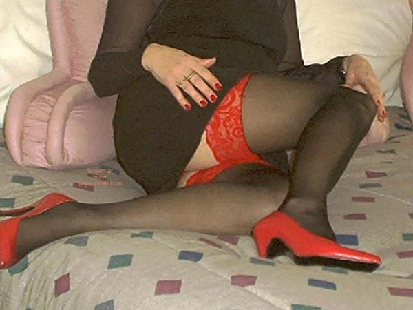 Pic #1 Sexy Girlfriend with Stockings!