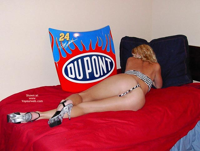 Pic #1 Audrey Nascar Fans Look Here!!