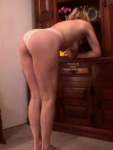 Pic #1 Dolly - White Panties On/Off