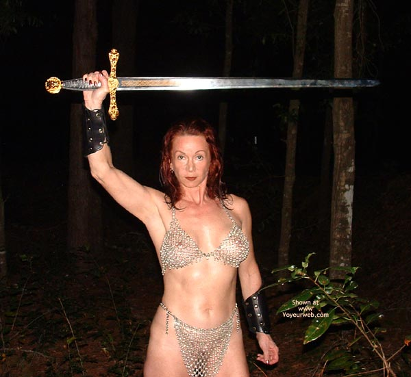 Pic #1 Chain Mail Chick