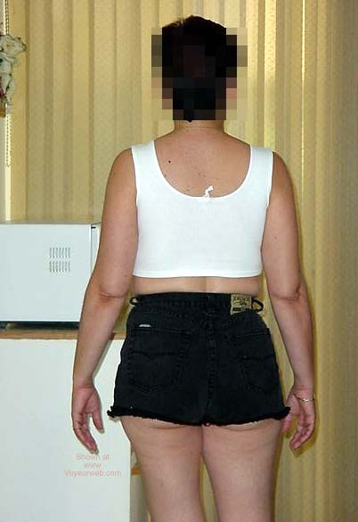 Pic #1 Charlene in Shorts