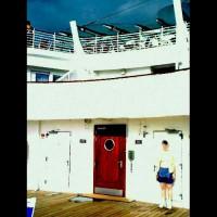 *PN SueBee On a Deck Far Away