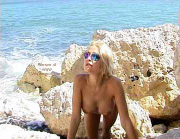 Pic #1 Monk's Princess On The Beach