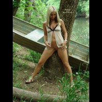 Teasing By The Creek