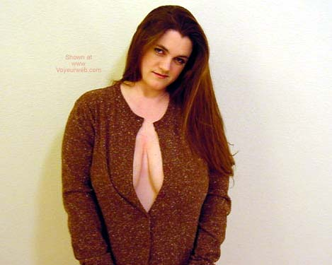 Pic #1 Katie's Sweater Tease