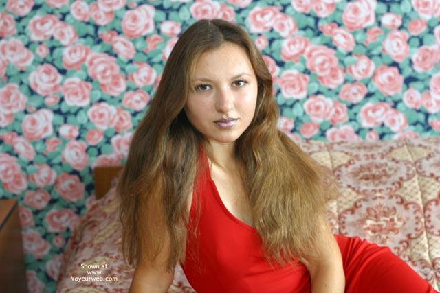 Pic #1 19 Y.O. Lora Firstimer