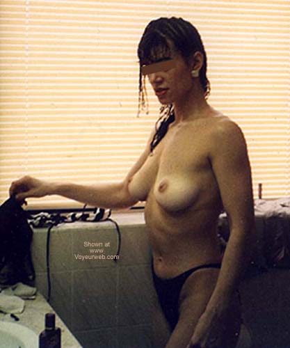 Pic #1 Wife in Shower