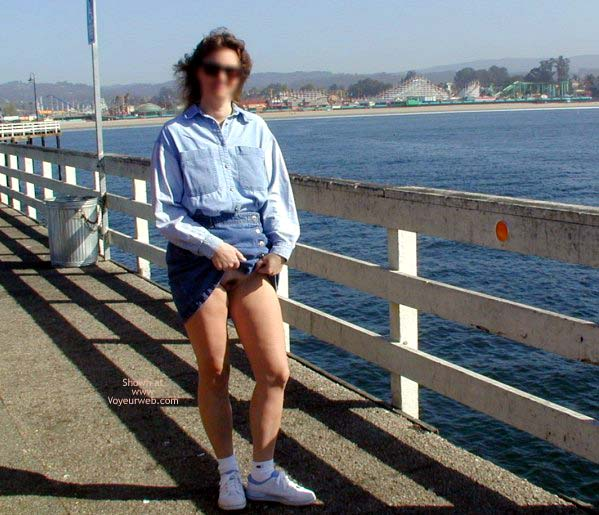 Pic #1 Teez Visits Santa Cruz 2