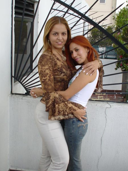 Pic #1 *Gg Sexymex Girl Girl With Sensual Sandra