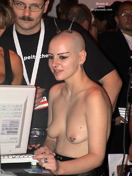 Pic #1 German Erotic Fair Venus 35