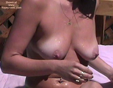 Pic #1 Caught Wife Topless