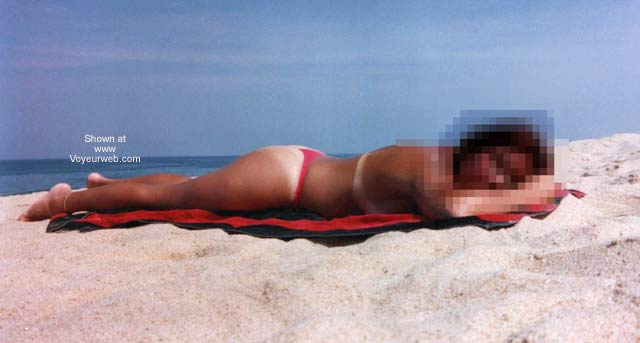 Pic #1 Portuguese Body On Topless Beach