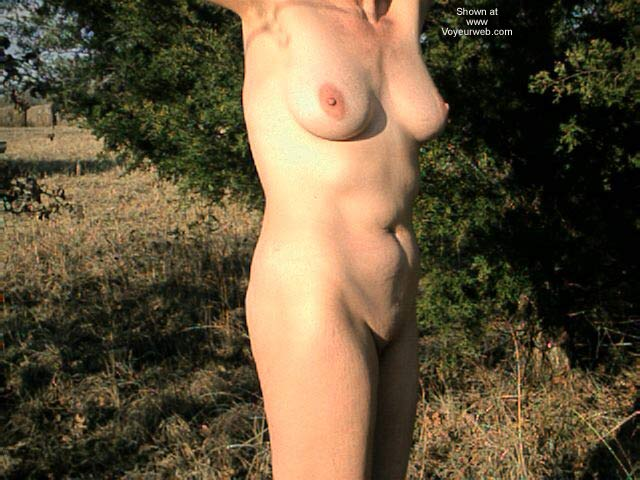 Pic #1 Naked in The Southern Woods 1