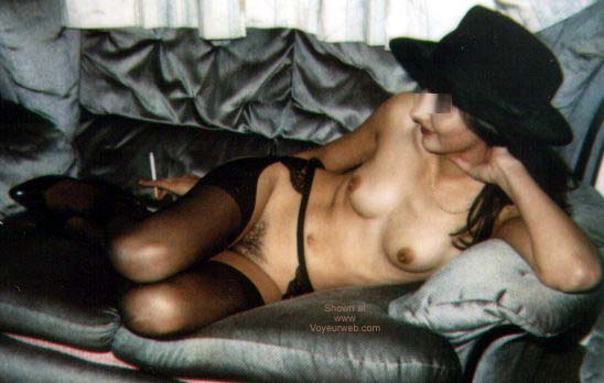 Pic #1 Ex Girls in Stockings