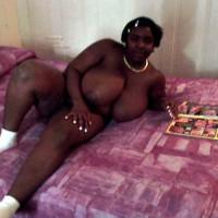 Huge Fucking Black Tits
