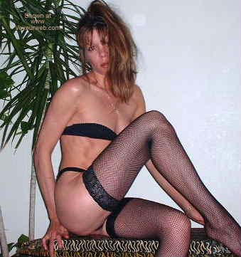 Pic #1 Fishnet Fun