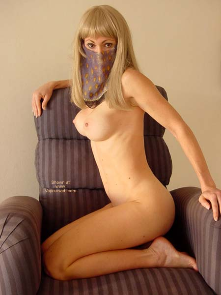 Pic #1 Sexy Mask 4 U with Veil 1