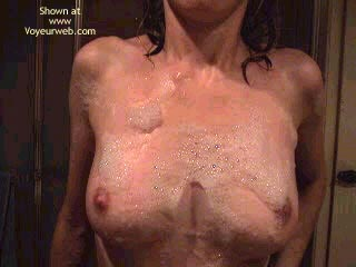 Pic #1 Shower Tits