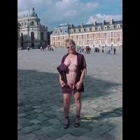 Maal A Versailles