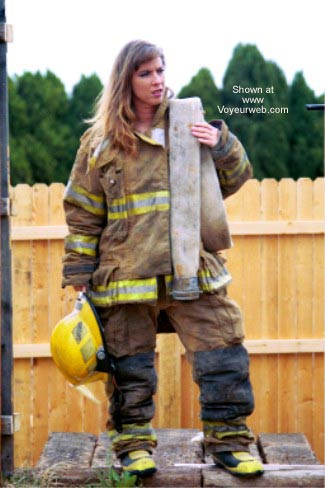 Pic #1 RT Firefighter Jill