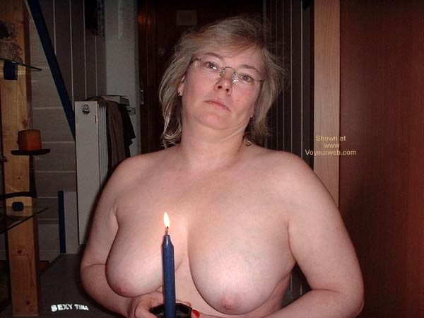 Pic #1 Candlelight with Sexy Tina 1