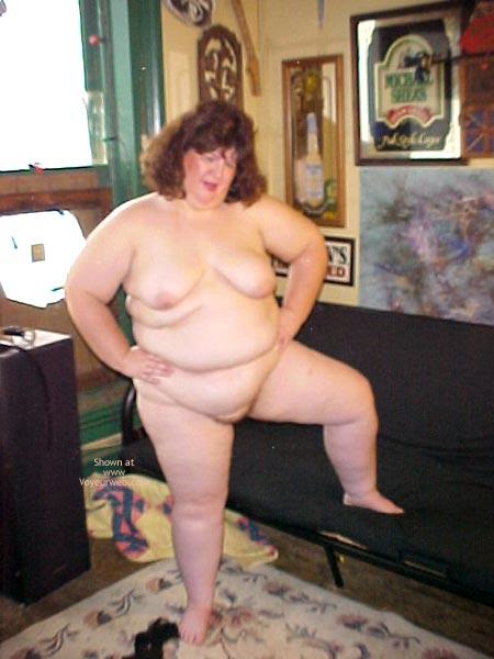 Pic #1 BBW Gidget Nude
