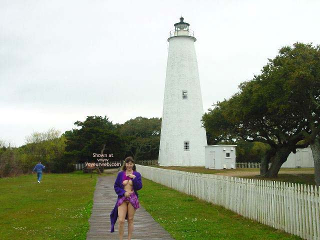 Pic #1 Purple Patty and 3 Lighthouses