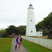 Purple Patty and 3 Lighthouses