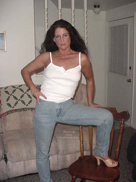 Pic #1 *SA Absolut Angel In and Out of Jeans