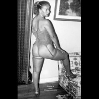 My Wife in Stocking B/W II