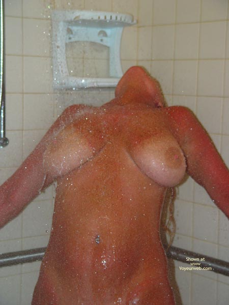 Pic #1 *Sh Stormy In The Shower Part 2