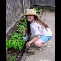 Katie's Milk Garden