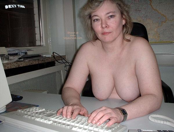 Pic #1 Sexy Tina at Work 4
