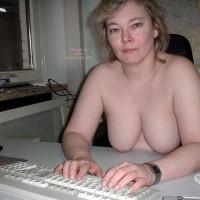 Sexy Tina at Work 4
