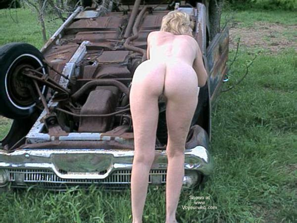 Pic #1 *SA A Nude Visit To The Old Home Place 2