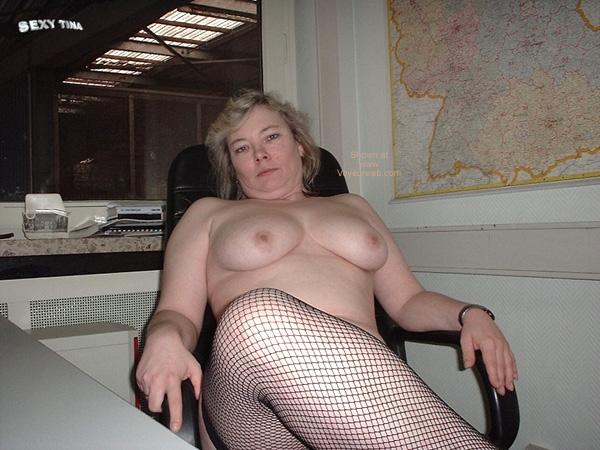 Pic #1 Sexy Tina at Work 5