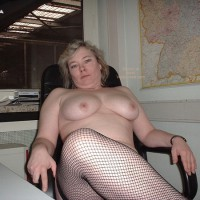 Sexy Tina at Work 5