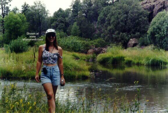 Pic #1 Wife Hiking