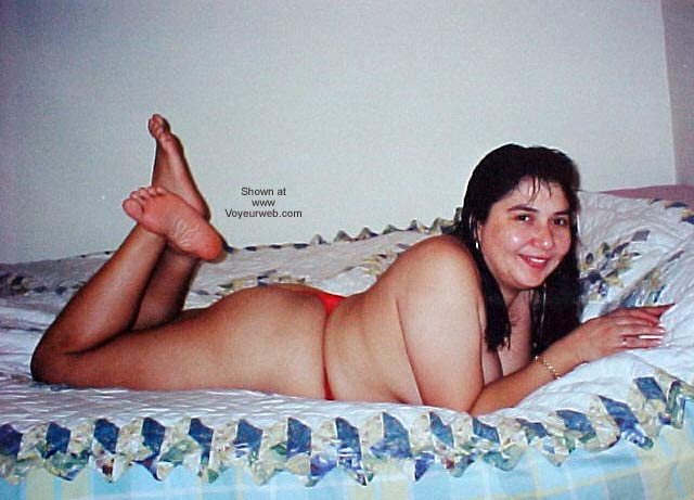 Pic #1 Portly Girlfriend