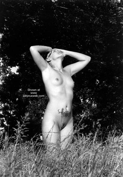 Pic #1 Kristel From Belgium Goes Nature