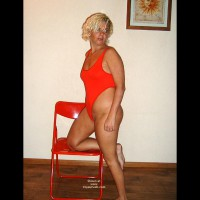 38yo Dutch Red String Body