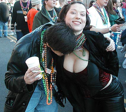 Pic #1 Mardi Gras St. Louis Girls 2002